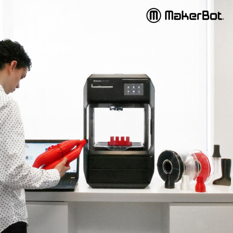 PETG Specialty Material for MakerBot METHOD (Photo: Business Wire)