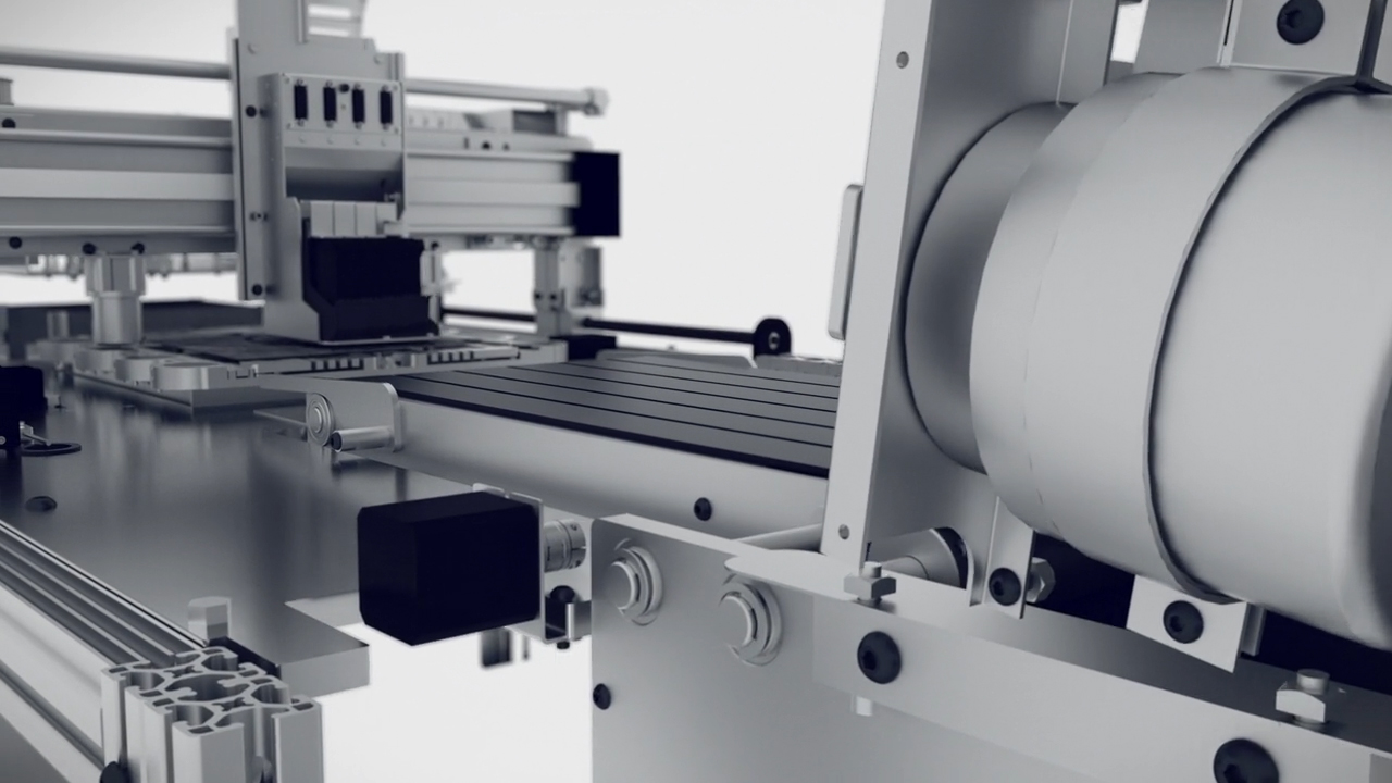 Impossible Objects' new 3D printer, the CBAM-2, delivers complex parts on an industrial scale — speeding up the additive manufacturing process as much as 10x.