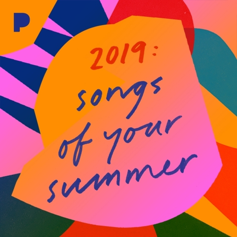 "Pandora ""Sound On"" Summer Campaign (Graphic: Business Wire)"