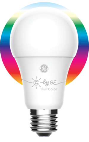 C by GE Full Color solutions, Smart Switches & Smart Plugs now available (Photo: GE)