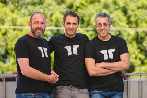 Torii co-founders from left to right: Uri Haramati, CEO; Tal Bereznitskey, CTO; Uri Nativ, VP Engineering (Photo: Torii)