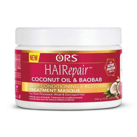 Deep Conditioning + Restoring Treatment Masque 12oz (Photo: Business Wire)