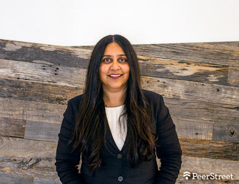 PeerStreet has announced the appointment of Deepa Salastekar as the Vice President of Institutional Sales (Photo: Business Wire)
