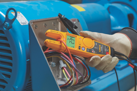 To help people better understand the risks inherent in electrical systems and how to avoid making potentially dangerous mistakes, Fluke has created nearly 100 pieces of content on safety in the workplace. (Photo: Business Wire)