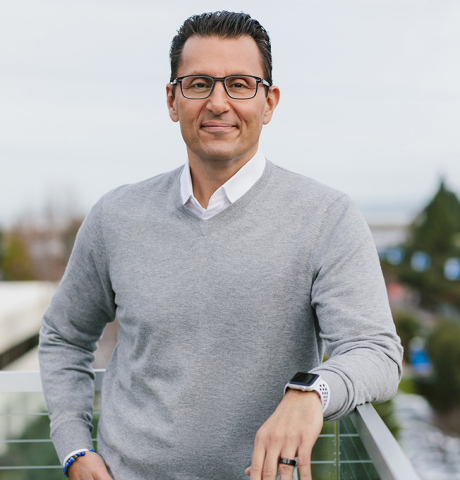 Sasan Goodarzi is chief executive officer (CEO) of Intuit, leads the company on its mission of powering prosperity around the world. (Photo: Business Wire)