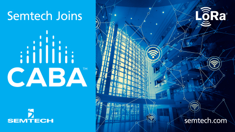 Semtech joins CABA (Graphic: Business Wire)