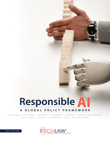 ITechLaw releases new book, Responsible AI: A Global Policy Framework, and opens public comment period. (Photo: Business Wire)