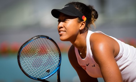 Mastercard announces World Number One, Naomi Osaka as its latest brand ambassador ahead of the French Open at Roland Garros. She joins the brand's focus on celebrating great women in sport. Photo credit: Rob Prange