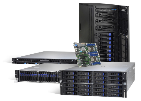 TYAN's HPC, Storage and Cloud Computing Server Platforms are Optimized for HPC, Enterprise and Data Center Markets to Deliver Leading Performance (Photo: Business Wire)