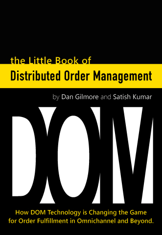 Cover, The Little Book of Distributed Order Management, Copyright 2019(Photo: Business Wire)