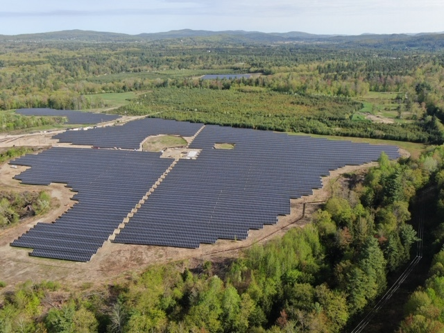 Green Mountain Power >> Peck Electric Announces Completion Of Four Solar Projects In The