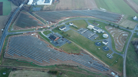 Ephrata Solar in Lancaster County, PA (Photo: Business Wire)