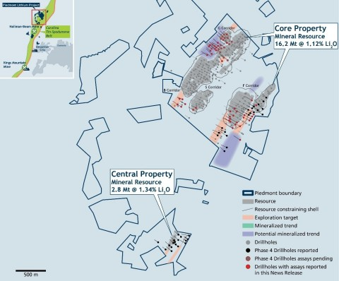 Property Location Map (Graphic: Business Wire)