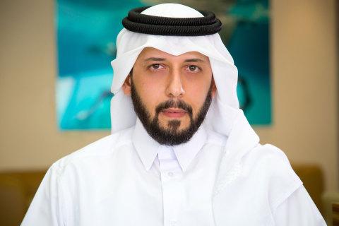 Mansoor Al-Mahmoud, CEO of QIA (Photo: Business Wire)