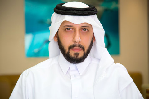 Mansoor Al-Mahmoud, CEO of QIA (Photo: Business Wire)