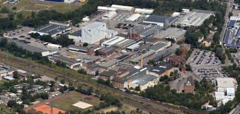 Headquarters of Friatec GmbH in Mannheim (Photo: Business Wire)