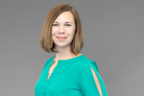 Ametros has promoted Nicole Sauk to Chief Financial Officer. (Photo: Business Wire)