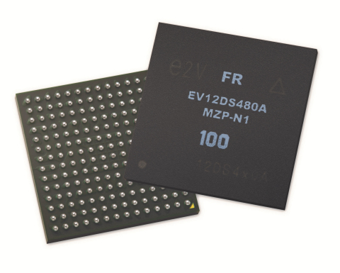 The industry's first K-band capable Digital-to-Analog Converter (Photo: Business Wire)