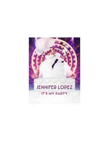 "GUESS?, Inc. Announces Official Partnership with Jennifer Lopez's ""IT'S MY PARTY"" Concert Tour (Graphic: Business Wire)"