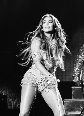 """GUESS?, Inc. Announces Official Partnership with Jennifer Lopez's """"IT'S MY PARTY"""" Concert Tour (Phot ..."""
