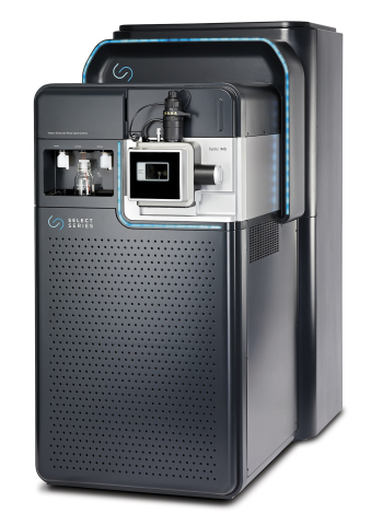 The Waters SELECT SERIES Cyclic IMS seamlessly integrates cyclic ion mobility (cIM) technology into  ...