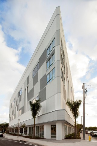 Public Storage opened four of the most iconic storage locations today, including this one at 2190 SW 8th St., Miami, FL 33135 in Little Havana. In total, the company now has 95 storage locations to choose from in the Miami area. (Photo: Business Wire)