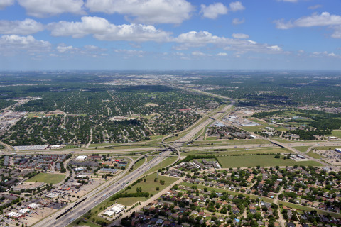 Fluor JV to lead I-635 LBJ East at the I-635/I-30 interchange project (Photo: Business Wire)