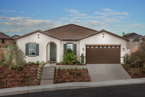 New KB homes now available in Riverside, California. (Photo: Business Wire)