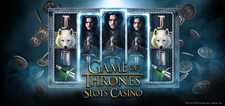 Jeux casino games of thrones