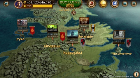 Game of Thrones Slots Casino (Graphic: Business Wire)