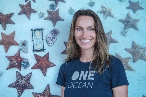 Anne de Carbuccia - World Oceans Day 2019 (Photo: Business Wire)