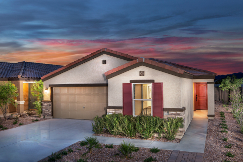 KB homes now available in the Phoenix area (Photo: Business Wire)