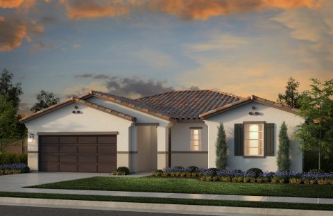 New KB homes now available in Rocklin, California. (Photo: Business Wire)