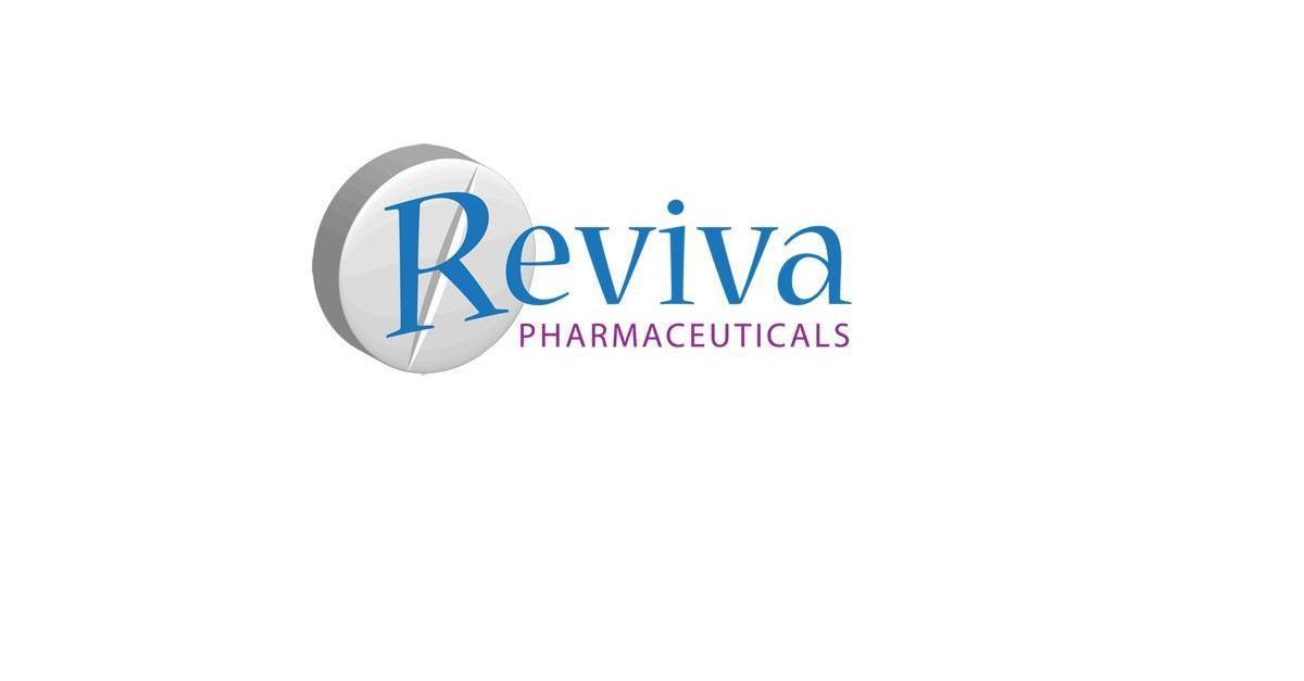 Reviva Pharmaceuticals Announces Successful Completion of