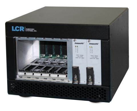 6 Slots, VITA 48.1 or IEEE 1101.10, 70W/Slot (Photo: Business Wire)
