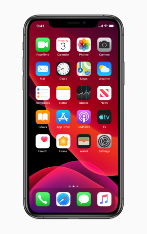 iOS 13 brings exciting new features to popular apps this fall. (Photo: Business Wire)