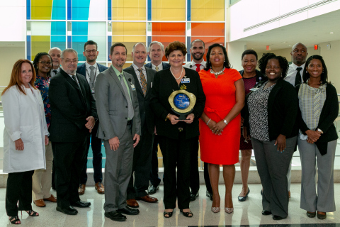 "Owens & Minor Presents ""Better Together"" Diversity Award (Photo: Business Wire)"