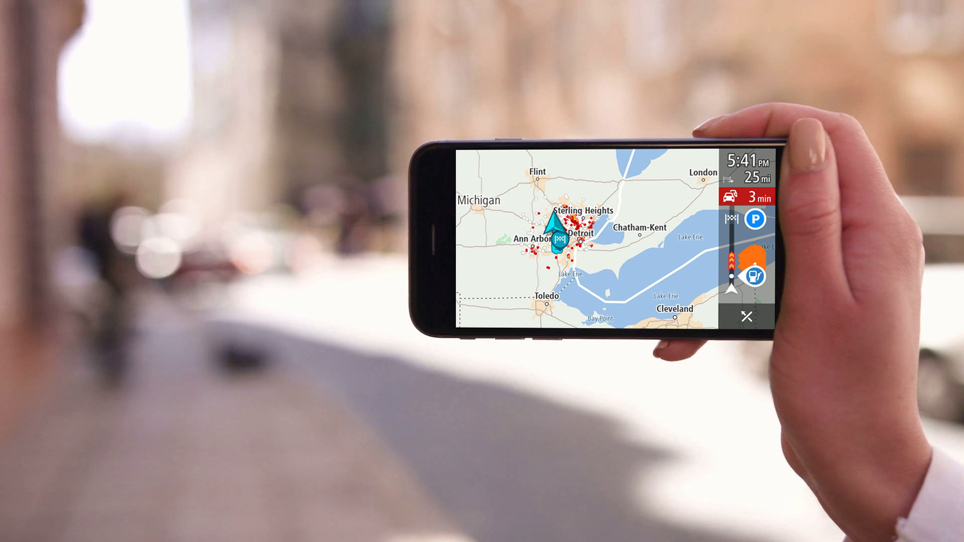 TomTom Transforms Traffic Information Delivery Service | Business Wire