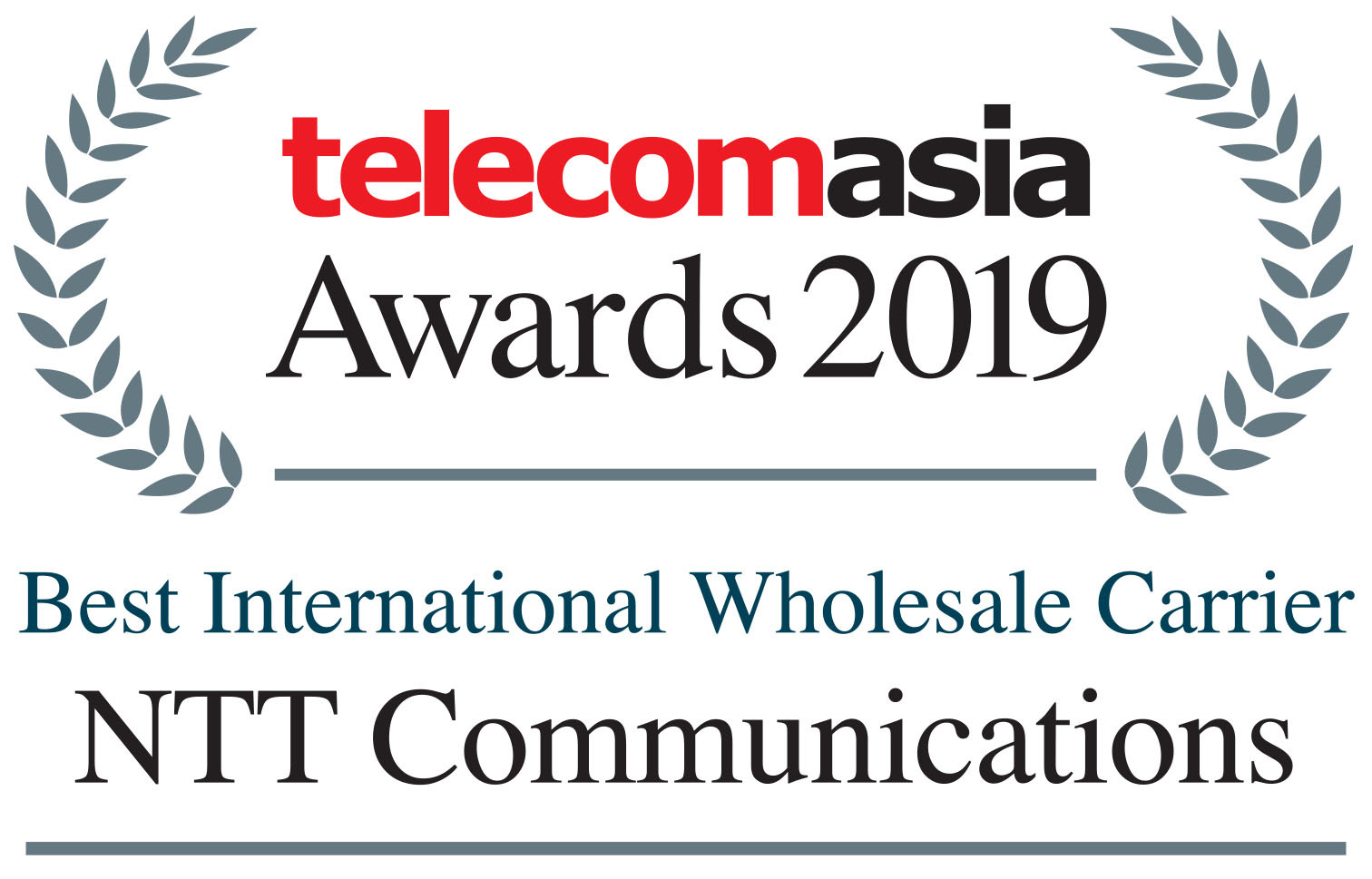 10f8c452c1f NTT Communications Wins Best Asian Telecom Carrier and Best ...
