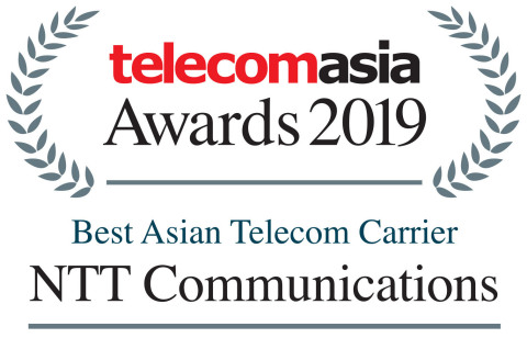 Best Asian Telecom Carrier (Graphic: Business Wire)