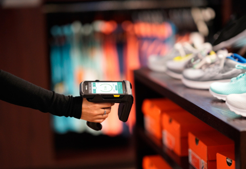 TrueVUE Cloud enables sales associates to know precisely what merchandise is available, delivering a frictionless shopper experience. (Photo: Business Wire)