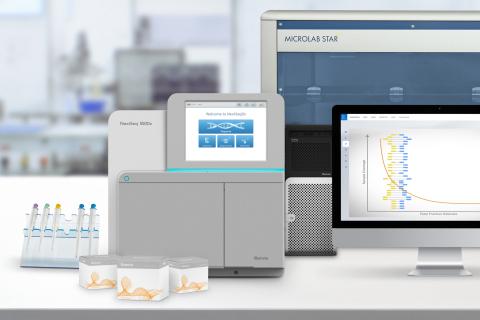 VeriSeq NIPT Solution v2 (Photo: Business Wire)