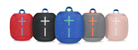 Enjoy Surprisingly Bigger Sound in a Pint-Size with Ultimate Ears WONDERBOOM 2 (Photo: Business Wire ...