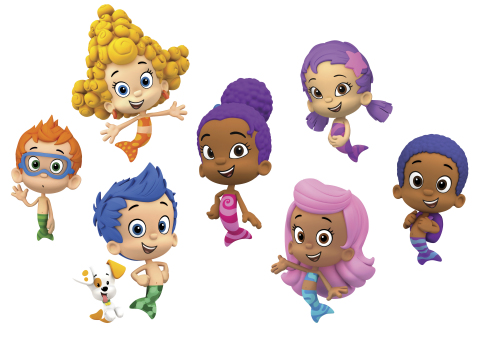 Bubble Guppies (Photo: Business Wire)