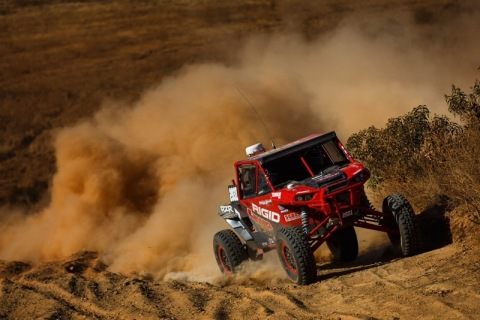 RZR Factory Driver Craig Scanlon Wins Pro UTV Forced Induction; RZR Sponsored Athlete Kaden Wells Wi ...