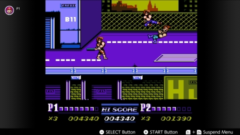 In Double Dragon II: The Revenge, Billy and Jimmy Lee, the Double Dragons, are back to avenge the loss of Marian. In their quest to defeat the evil Shadow Warriors, Billy and Jimmy must complete nine missions, facing deadly street gangs, ninjas and huge mutant fighters. (Graphic: Business Wire)