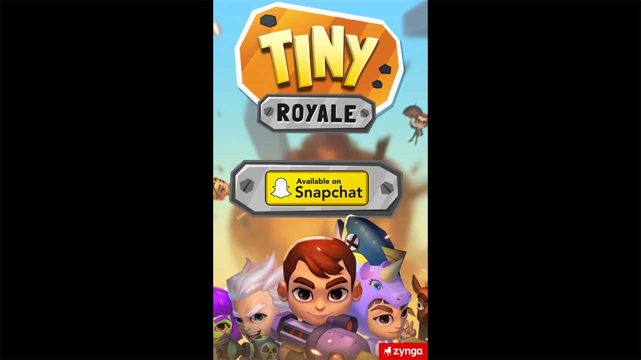 Tiny Royale from Zynga