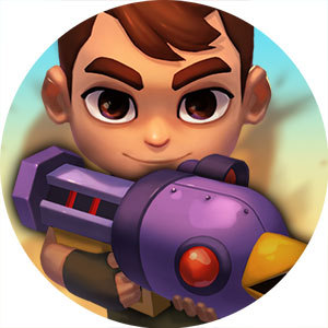 Tiny Royale from Zynga (Graphic: Business Wire)