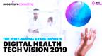Digital Health Tech Vision 2019
