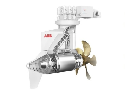 The latest addition to the Azipod® propulsor family, the mid-range Azipod® series.